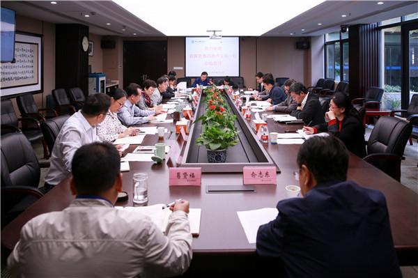 省国资委主任冯波声到集团公司调研指导工作