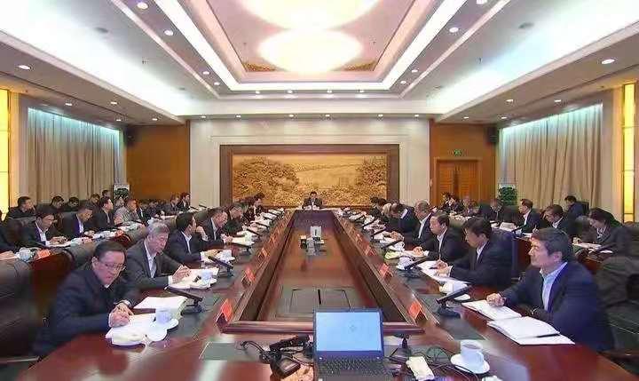 """袁家军省长对集团""""五个重大""""谋划做出重要指示"""